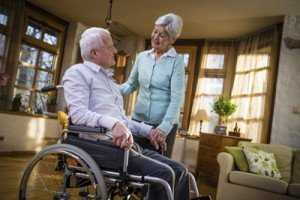 Caring for someone with Parkinsons Disease